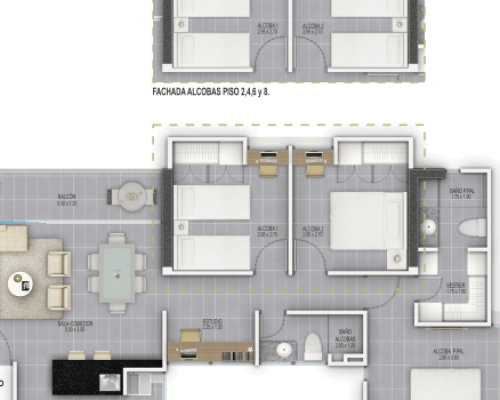 Apartamento-tipo-2-9347m2-550x350